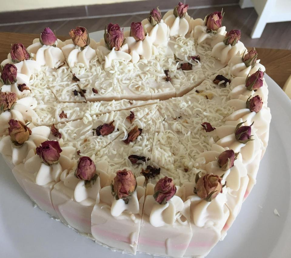 Seifen Kuchen